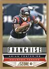 Arian Foster Cards and Autograph Memorabilia Guide 24