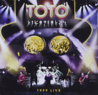 TOTO-LIVEFIELDS (UK IMPORT) CD NEW