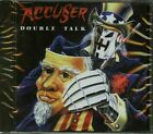 Accuser Double Talk CD new Out of print