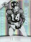 Top 10 Y.A. Tittle Football Cards 28