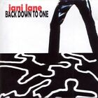 Jani Lane - Back Down To One - CD - New
