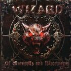 Wizard - of Wariwulfs and Bluotvarwes - CD - New