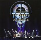 Toto - 35th Anniversary Tour Live In Poland - Double CD - New
