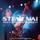 Steve Vai - Where the Other Wild Things Are - CD - New