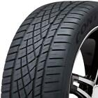 1-new 20555zr16 Continental Extremecontact Dws06 91w Tires 15499550000