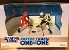 Starting Lineup Steve Yzerman Jeremy Roenick Freeze Frame One on One 1997