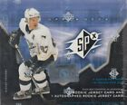 2006-07 Upper Deck SPX Hockey Hobby Box