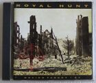 ROYAL HUNT MOVING TARGET + EP CD MADE IN ARGENTINA ORIGINAL 1st PRESSING 1997