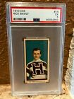 1910 C56 Imperial Tobacco Co Hockey #18 Nick Bawlf PSA 5, Rookie Card RC