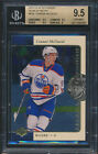 2015-16 SP Authentic '95-96 Connor McDavid Rookie Card Graded BGS 9.5-9.5-9.5-9