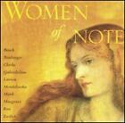 Women of Note by Alexa Still: New