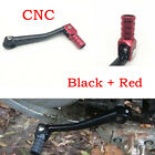 Black + Red CNC Folding Gear Shift Lever For 50cc-125cc 4-stroke Motorcycle ATV