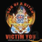 Son of A Bitch - Victim You - CD - New