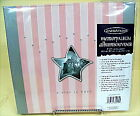 NEW A Star Is Born BABY GIRL PINK Scrapbook Scrapbooking MEMORY ALBUM 20 PAGES