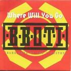 B.B.O.T.I. (Badd Boyz Of The Industry): Where Will You Go PROMO w/ Art MUSIC CD