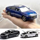 Honda Accord 132 Scale 2018 Diecast Metal Model Car Pull Back Kids Toy Vehicle