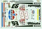 Slixx 1541 #93 Amoco 2000-Dave Blaney Nascar decal