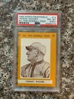 1968 SPORTS MEMORABILIA #14 HONUS WAGNER *PSA GRADED NM MT 8(OC) *KGC-17179