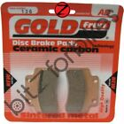 Brake Pads Goldfren Front Right CPI Aragon GP 50 2007-2009