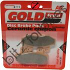 Brake Pads Goldfren Rear Hyosung GT 650 EFI 2009-2010