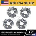 4 Wheel Adapters 5x45 To 8x65  1  14x15  Dodge 8x65 Wheels on Mustang