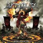 Remission Of Sin, Burning Black, Audio CD, New, FREE & FAST Delivery