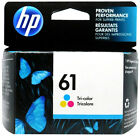 HP 61 Color Ink Cartridge 61 CH562WN NEW GENUINE