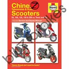 Haynes Motorcycle Manual Chinese Scooters 50cc to 125cc Twist  Go