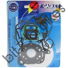 Complete Engine Gasket Set Kit Gilera GSM 50 2001-2003