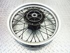 2002 98-07 Kawasaki KLR 650 KLR650 Rear Back Wheel Rim Video Straight