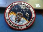 NASA INTERNATIONAL SPACE STATION ISS SHUTTLE 4 Patch Dunbar Ivins Low Wetherbee