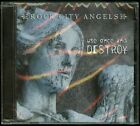 Rock City Angels Use Once And Destroy CD new hair glam melodic hard rock