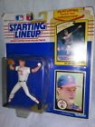New in the Original Packaging 1990 Starting Lineup Jim Abbott  Action Figure.