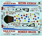 Slixx 7058 Wonder Wagon/Matco Tools Stratus F/C-J Gray Drag decal