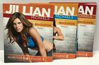 JILLIAN MICHAELS Body Revolution 15 DVDs Phases 1 3 Workouts 1 15 + Cardio