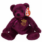 TY Beanie Baby - MAJESTIC the Bear (UK, Australia & New Zealand Excl) (7.5 inch)