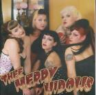 Thee Merry Widows w/ Artwork MUSIC AUDIO CD punk rock psychobilly! RARE OOP 2004