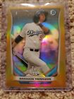Almost 50 Shades of Everything But Grey: 2014 Bowman Prospect Parallels 60