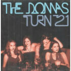 DONNAS Turn 21 CD Europe Lookout 2001 14 Track (66112)