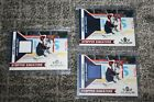 ONDREJ PAVALEC 2010-11 PANINI ALL GOALIES STOPPER SWEATERS PATCH LOT 3 COLORS