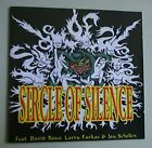 SIRCLE OF SILENCE SIRCLE OF SILENCE CD 12 TRACKS - 1994 GERMAN