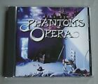 PHANTOMS OPERA FOLLOWING DREAMS CD 11 TRKS ITALIAN