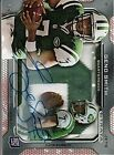 2013 Topps Strata Shadowbox Autograph Patch #SSRGS Geno Smith RC AUTO PATCH 8 15
