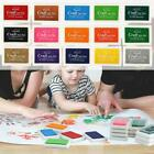 Ink Pad Inkpad Rubber Stamp Finger Print Craft Non Toxic Baby Safe DIY Craft