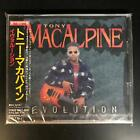 Tony MacAlpine ‎– Evolution [Japanese edition, 1996] NEW! With OBI strip
