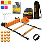 Bltzpro Agility Ladder Soccer Cones Kit A Speed Training Equipment for Football