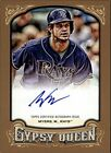 2014 Topps Gypsy Queen Baseball Cards 57