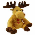 TY Beanie Baby - DOMINION the Canadian Moose (Internet Exclusive) (8.5 in) MWMTs