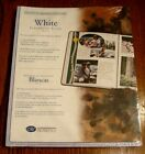 Creative Memories 8 1 2 X 11 White Scrapbook Refill Pages NEW