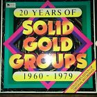 20 Years Of Solid Gold Groups 1960 - 1979 7 LP Box Readers Digest